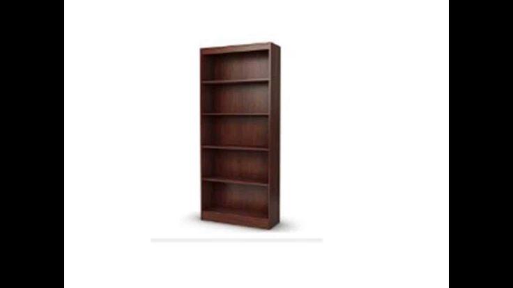 Stylish bookcases