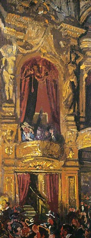 The New Bedford - sickert