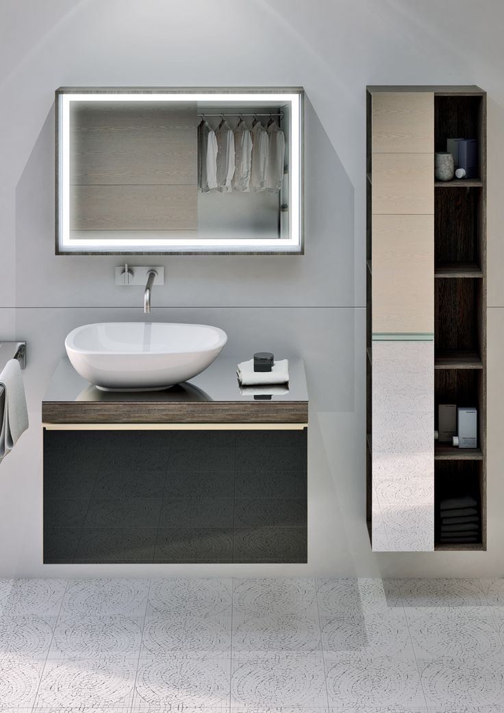 the citterio series reflects the unique design hallmarks of the renowned italian architect and designer - Bathroom Collections Furniture