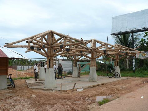 Kioscos en BAMBÚ en Bilwi, Bluefields y Pearl Lagoon / 2012 ...