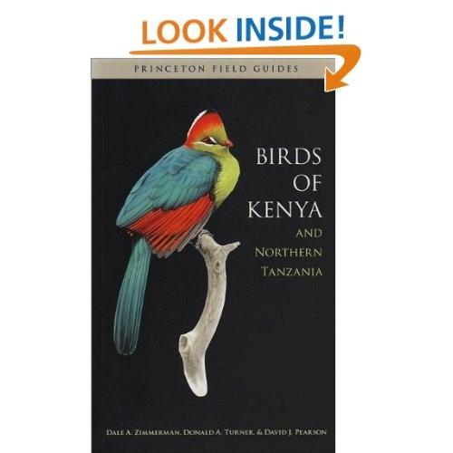 Birds of Kenya and Northern Tanzania: Dale A. Zimmerman, Donald A. Turner, David J. Pearson, Ian Willis, H. Douglas Pratt: 9780691010229: Amazon.com: Books