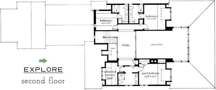 31 Best Floor Plans Images On Pinterest Craftsman Homes
