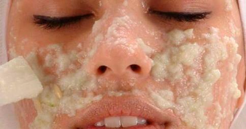 Receta secreta de mascarilla para la cara usada por geishas japonesas