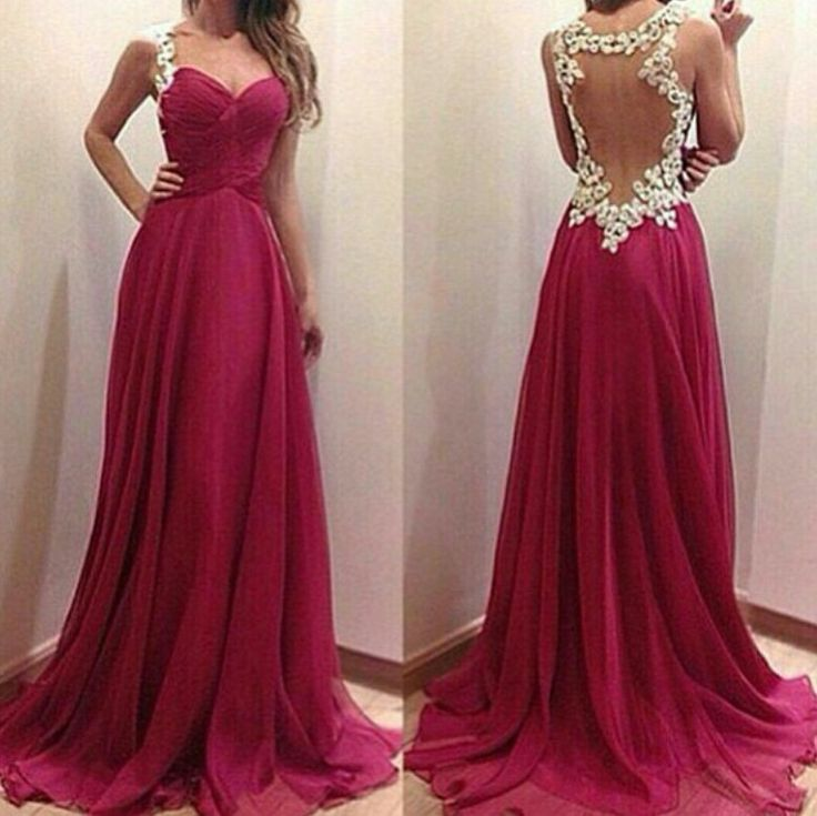 Red? Maroon? Pink? Just like this one :)