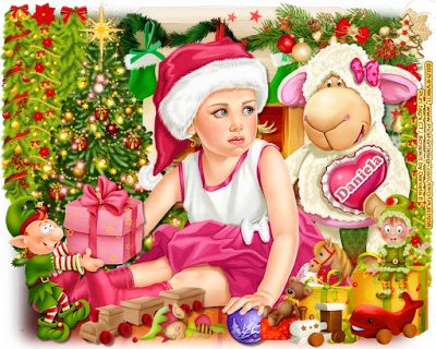 """MI RINCÓN GÓTICO: CT DANIELA E """"Family Santa Claus"""""""