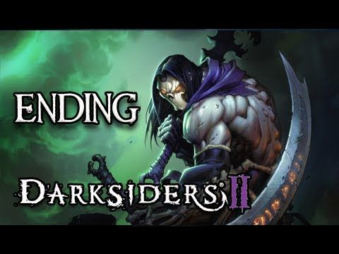 Darksiders 2 Walkthrough - Part 67 ENDING Let's Play PS3 XBOX PC - YouTube
