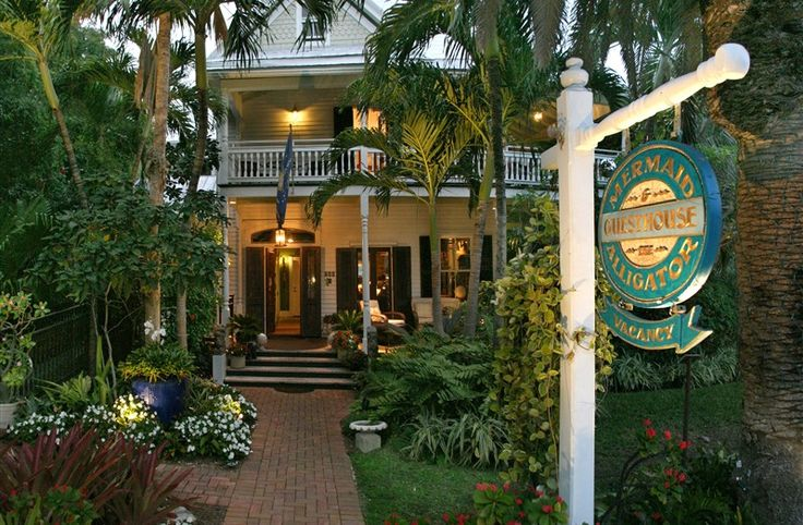 Save: The Mermaid & The Alligator, Key West  This adults-only bed-and-breakfast, with just nine rooms, is also a four-pearl property — but rates are less than half the price of those at La Mer Hotel. Sure, it lacks La Mer's direct beach access, but The Mermaid & The Alligator is just three blocks from popular Duval Street. Plus, it serves a lovely breakfast as well as free wine hours, and it's home to a lush garden with a hammock and plunge pool.