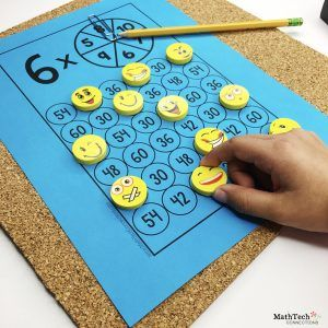 7 activities to practice multiplication – Math Tech Connections