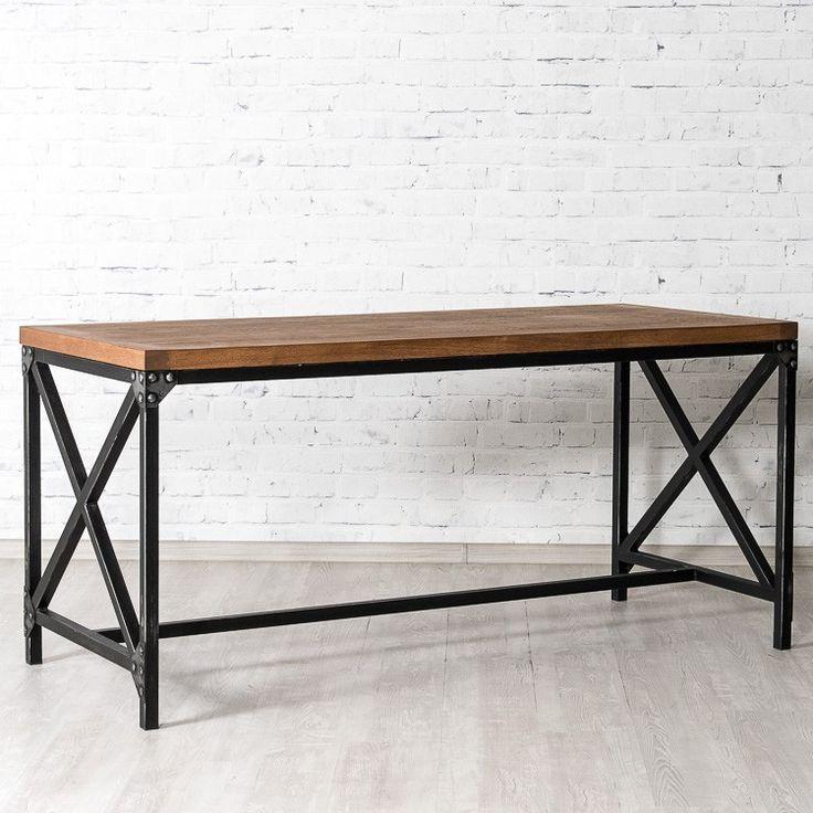 Обеденный стол Manchester - Обеденные столы - Кухня и столовая - Мебель по комнатам Loft Art