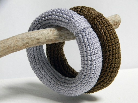 crotchet bangles. could it get any better??$42