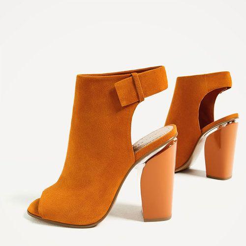 Los zapatos de tacón ancho, la tendencia más cómoda de la próxima temporada Primavera-Verano 2017