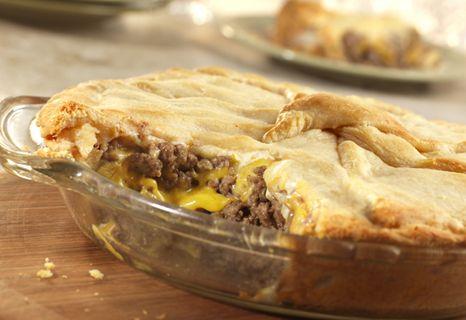Hamburger Pie | Recipe