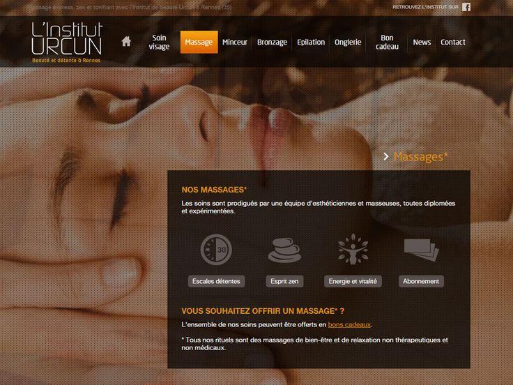 Institut de beauté Urcun à Rennes : soin du corps, massage et épilation à Rennes