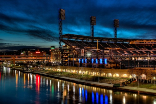 Good Restaurants By Pnc Park