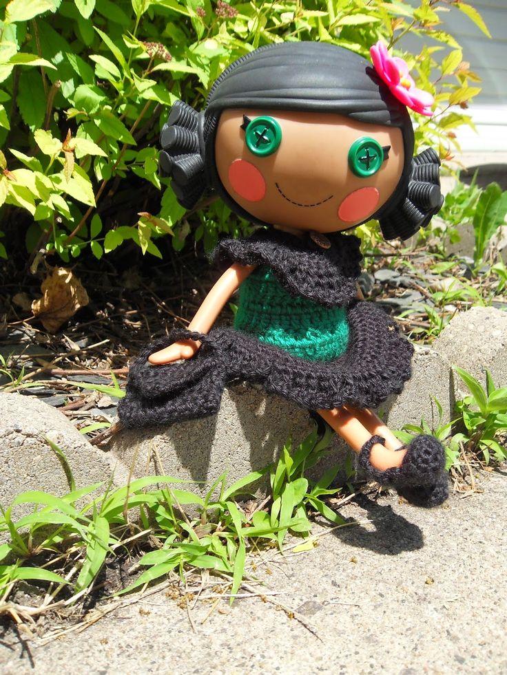 452 besten Doll Clothes Bilder auf Pinterest | Puppenkleidung häkeln ...