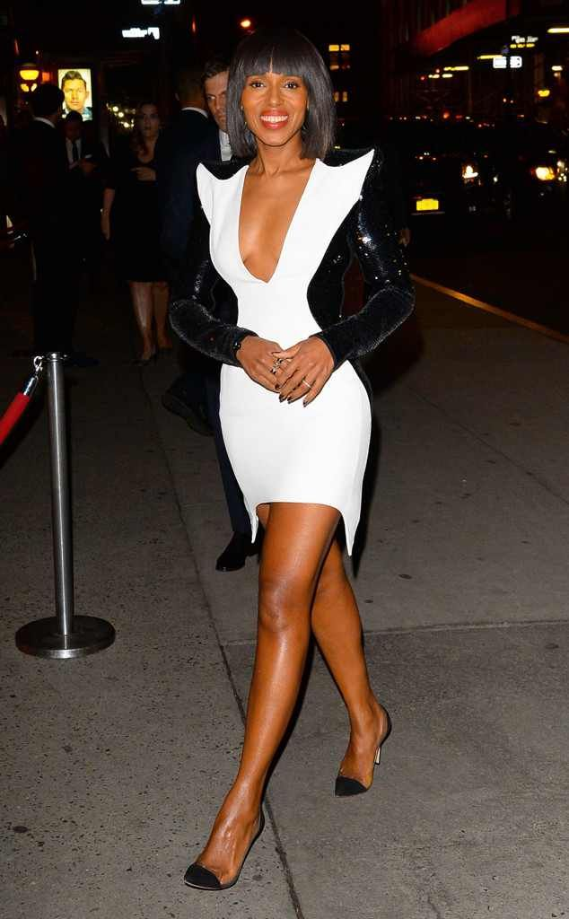 41 Hot & Sexy Pictures Of Kerry Washington   CBG