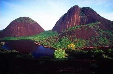 Mavecure, Guianía