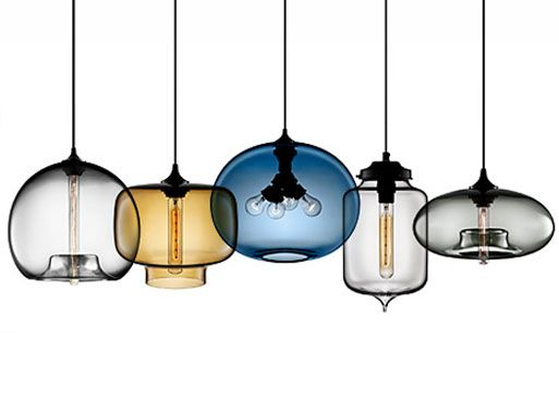 Niche Pendants / Hand Blown Lighting From Niche Modern.