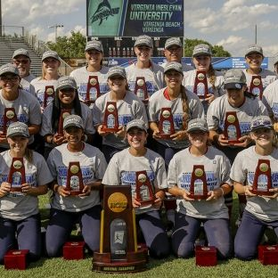 DIII softball championship: Virginia Wesleyan sweeps final against St. John Fisher - NCAAW News