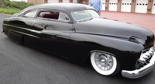Classic Cars, Classic Mercury, Mercury Lead Sled, 1949 Mercury, Black Skirts, Mercury Hot Rods, 1950 Mercury, Mercury Sled, Dreams Cars