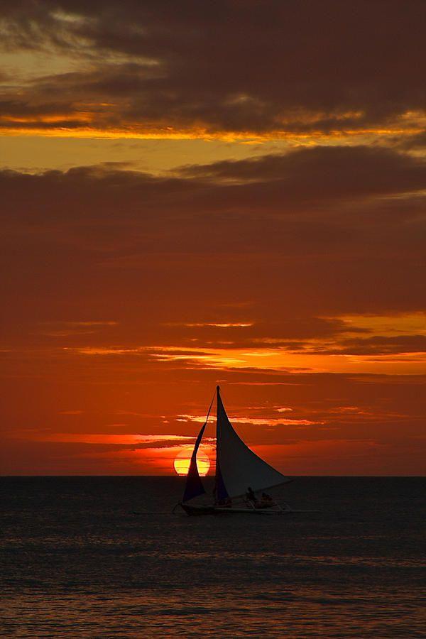 ✯ Boracay Sunset - The Phillipines
