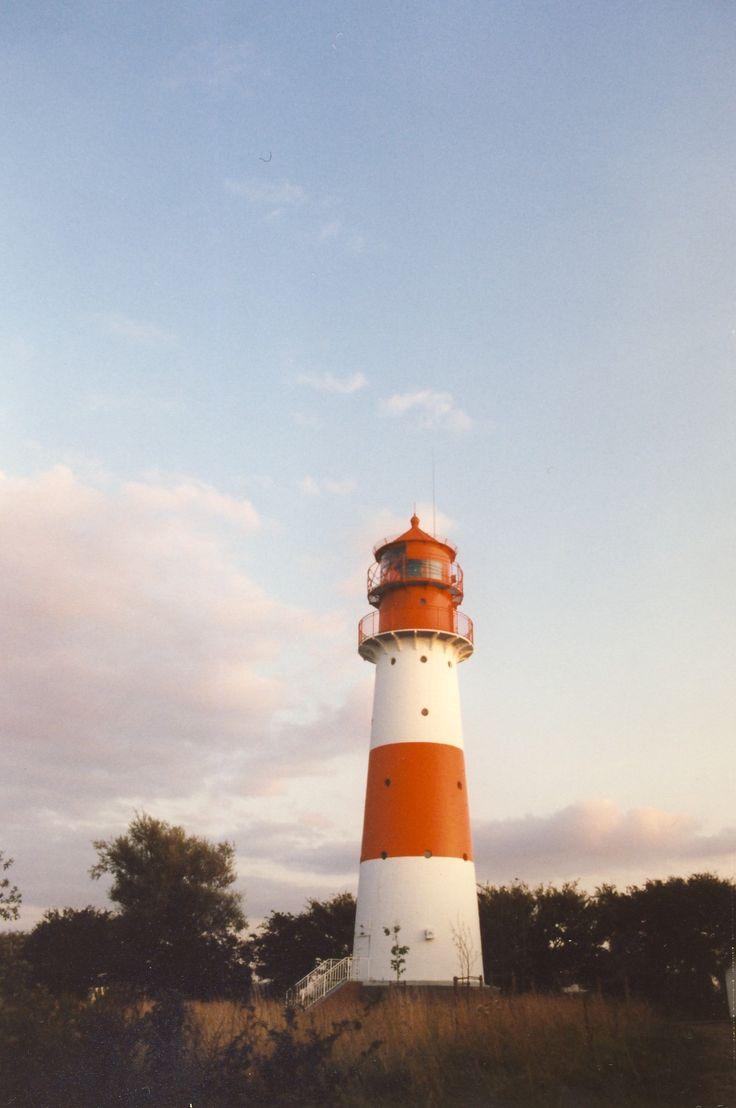 Leuchtturm, Falshöft - Foto: S. Hopp