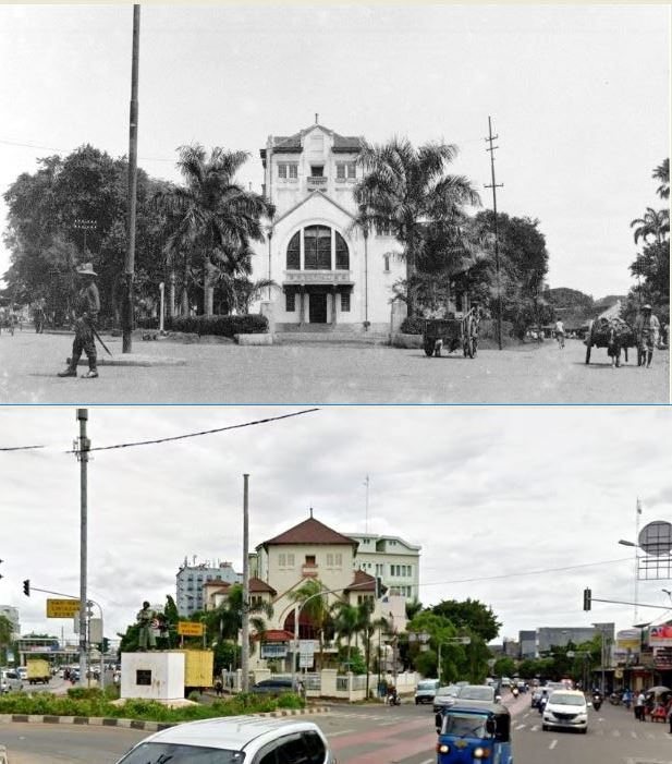 De Bethelkerk aan Meester Cornelis te Batavia, 1937 1941, ,., Gereja Koinonia, jl Matraman, Jakarta, 2015