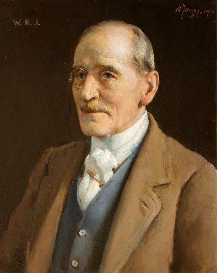 Sir Walter K. Jenner (1860–1948), 2nd Bt