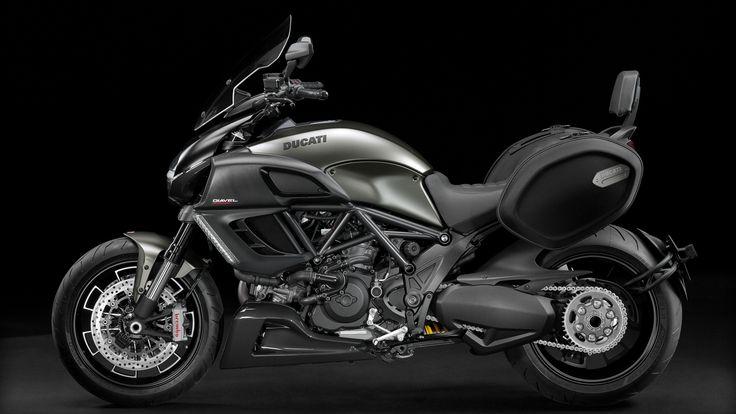 2013 Ducati Diavel Strada, the Touring Diavel?