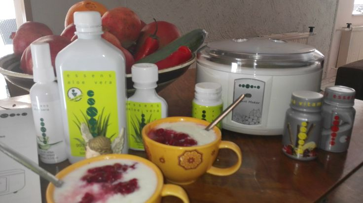 Bioaktivní jogurt s Colostrem pro zdraví - Probiotická směs slouží k doplnění mléčných bakterií do zažívacího traktu, upravuje střevní mikroflóru, zlepšuje a upravuje trávení, zabraňuje množení škodlivých látek a chrání sliznici žaludku a střev. Svým působením napomáhá zvýšit odolnost organismu vůči případným infekcím a napomáhá celkovému posílení imunitního systému.-http://essensclub.cz/zdravy-probioticky-jogurt-s-colostrem/