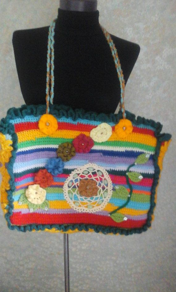Hey, I found this really awesome Etsy listing at https://www.etsy.com/listing/478986213/pursehandbagcrochet-pursecrochet