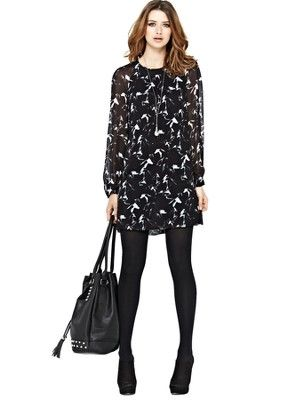 Hatched Horse Long Sleeved Dress, http://www.very.co.uk/french-connection-hatched-horse-long-sleeved-dress/1295183842.prd