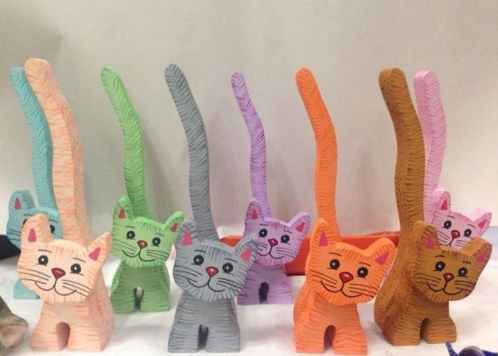 La Tienda de los Gatos: Porta anillos - Kichink!