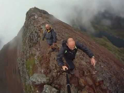 Crib Goch XXX. - YouTube
