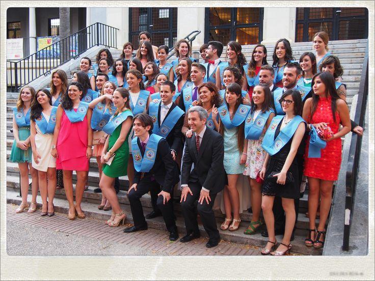 Grado en Traducción e Interpretación -Ingles-, 2010-2014.