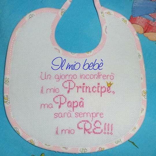 Bavaglio x il papà(foto dal web)