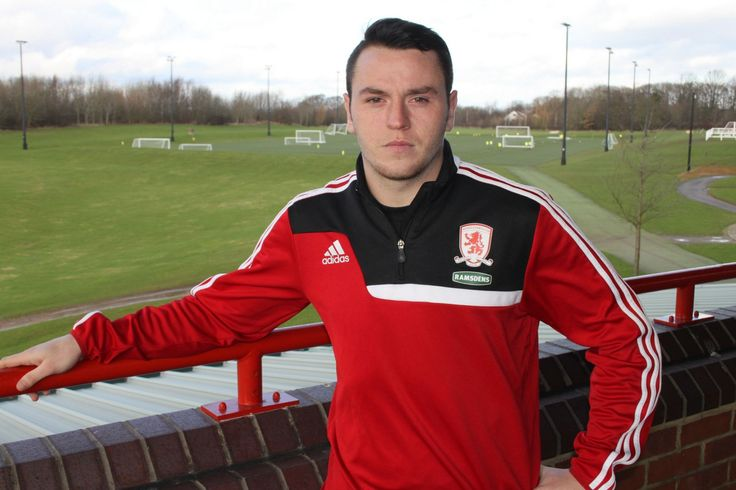 Lee Tomlin of the Boro