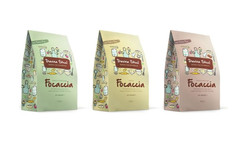 Coming soon our new range of easy to make at home Focaccia