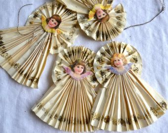 primitive christmas tree ornaments - Google Search