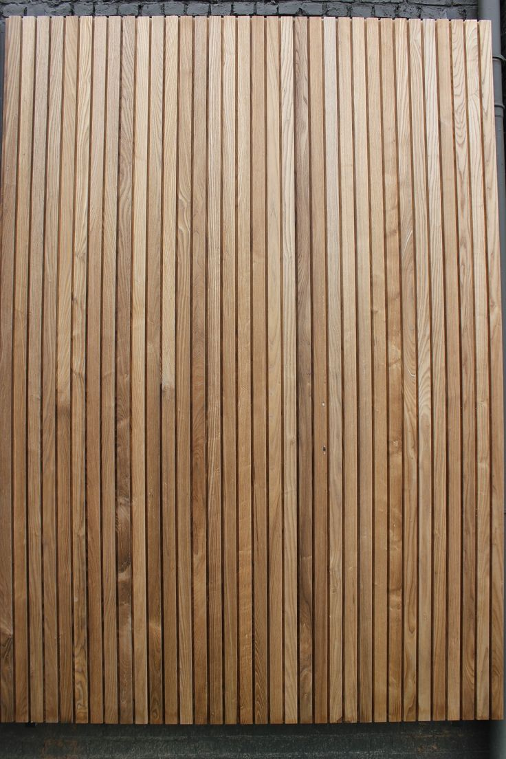 Oak Cladding : Barton Quality Timber