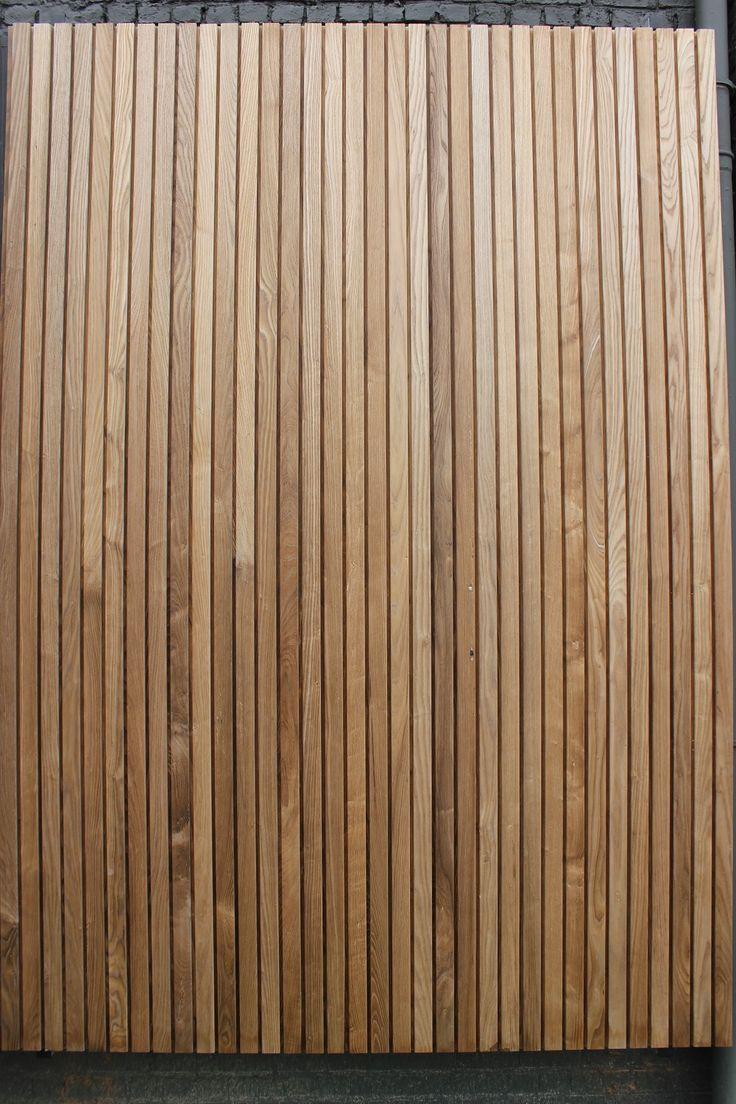 Oak Cladding : Barton Quality Timber