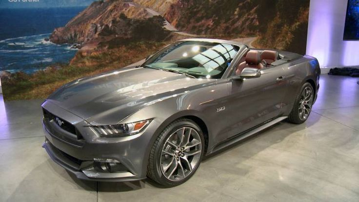 2016 Ford Mustang Convertible is the sixth generation vehicle in the Mustang lineup that is designed with the latest...Regarding pricing, the GT Convertible