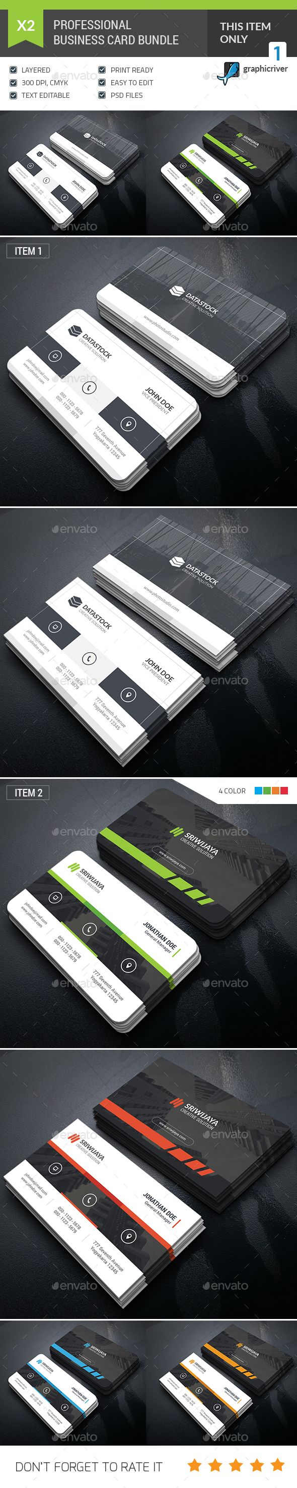 17 best images about business card on pinterest cards black business card bundle reheart Images