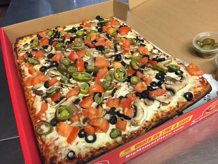 Have you tried our gluten-free crust yet?! #BMPP www.bigmamaspizza.com/locations/
