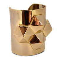 Lotus Mendes Power of the Pyramid Cuff - Gold