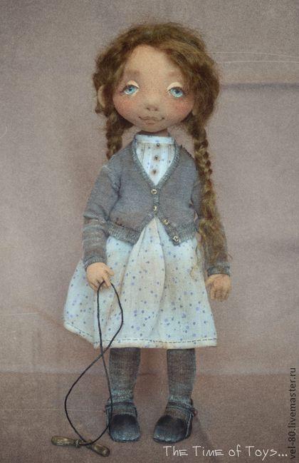 Коллекционные куклы ручной работы. Ярмарка Мастеров - ручная работа Маруся…