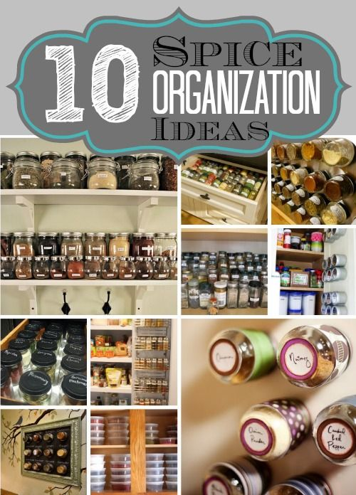 kitchen spice organization ideas 10 spice organization ideas myblessedlife net organize 6113