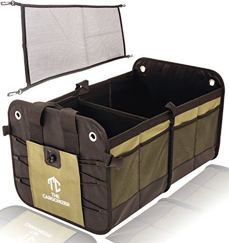 Car Trunk Organizer. Cargo Organizer Fits Any Size Trunk ... | The Road