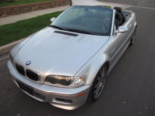 Convertible, 2003 BMW M3 Convertible with 2 Door in North Hollywood, CA (91602)