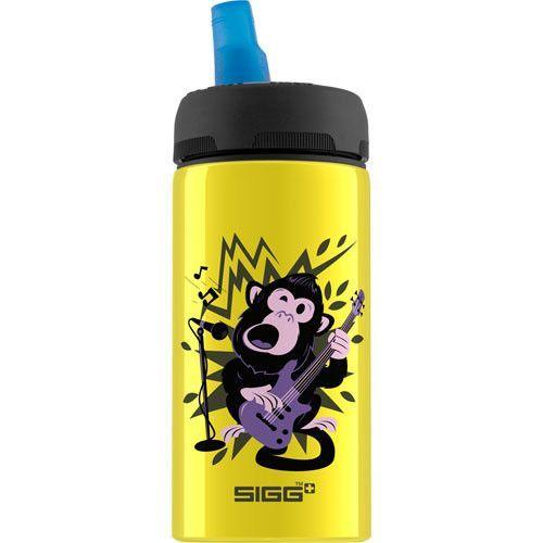 Sigg Water Bottle - Cuipo Rainforest Rocker - .4 Liters